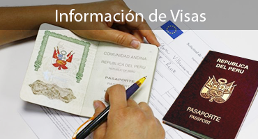 Informacion Visas