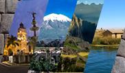 Ruta del Sur Lima-cusco-Puno-Arequipa